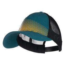 成人款沙灘排球帽BVC500-綠色