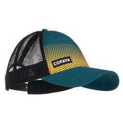 Casquette de beach-volley adulte BVC500 verte