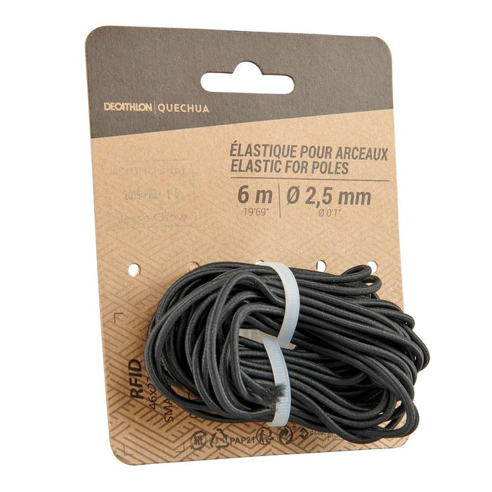 Replacement elastic for tent hoops - 6 metres