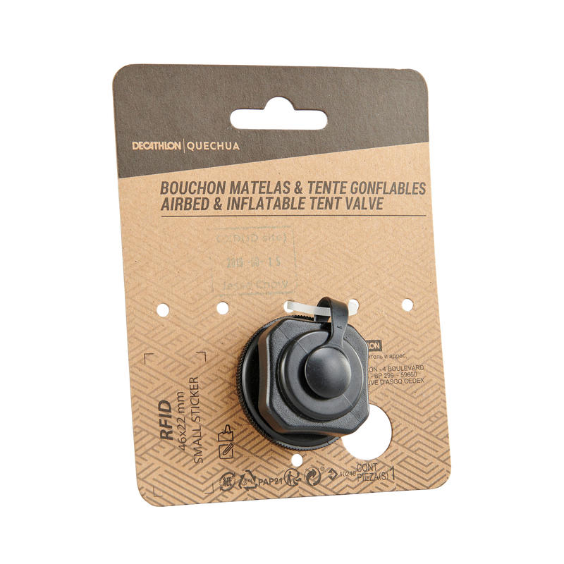 REPLACEMENT VALVE - COMPATIBLE WITH OUR INFLATABLE MATTRESSES AND TENTS