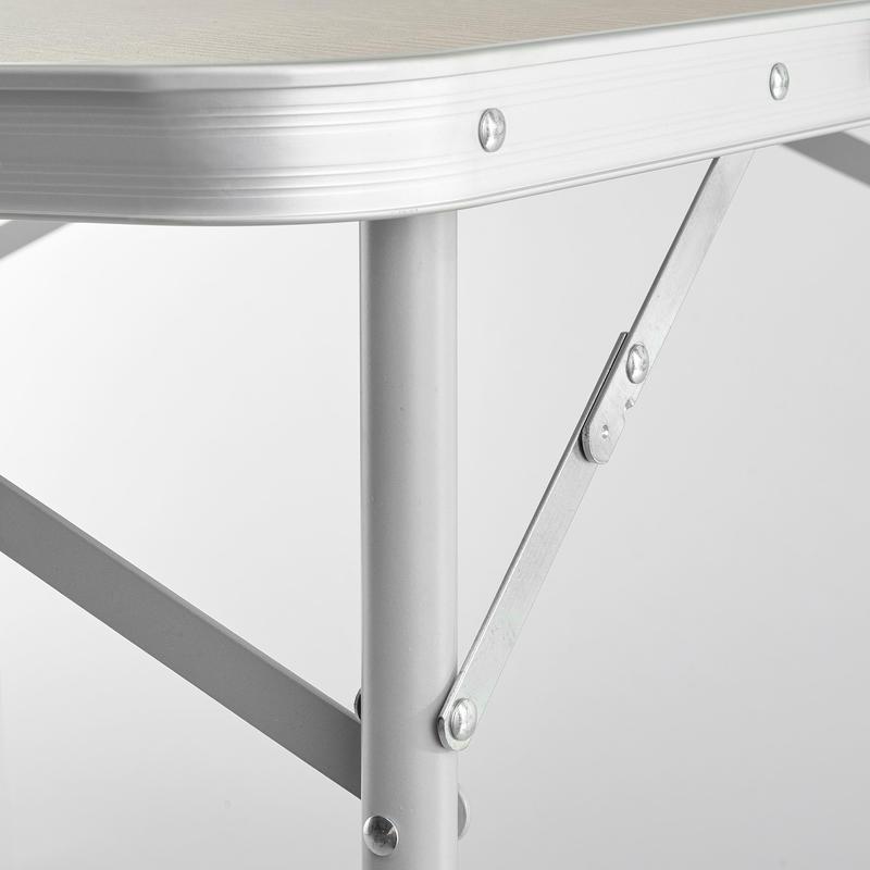 โต๊ะตั้งแคมป์แบบพับได้สำหรับ 4 คน