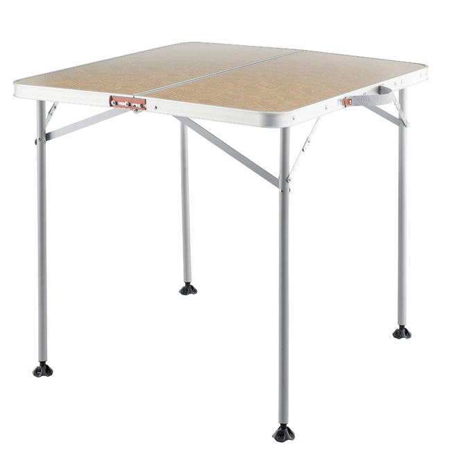 FOLDING CAMPING TABLE - 4 PEOPLE