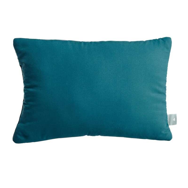 BASE CAMP SLEEPING BAGS Camping - Pillow Comfort – Blue QUECHUA - Sleeping Equipment