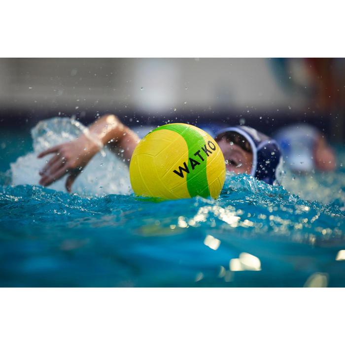 Waterpolobal WP500 maat 3 geel/groen
