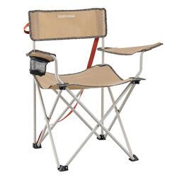 Vouwstoel voor kampeerders Basic