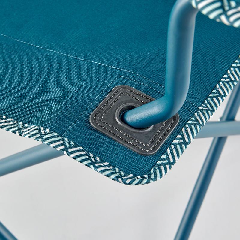 เก้าอี้พับสำหรับการตั้งแคมป์รุ่น BASIC