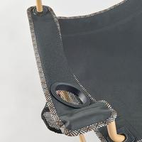 GRAND FAUTEUIL PLIABLE POUR LE CAMPING - BASIC XL