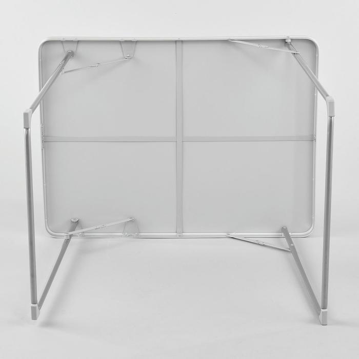 TABLE DE CAMPING PLIANTE - 2 À 4 PERSONNES
