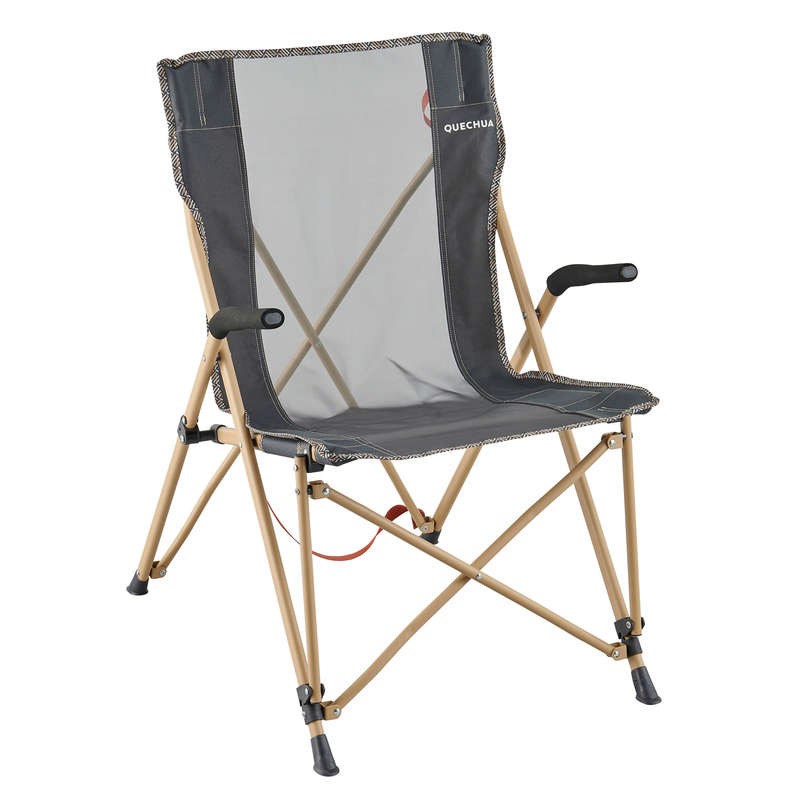 BASE CAMP FURNITURE Camping - Comfort chair QUECHUA - Camping Furniture and Equipment