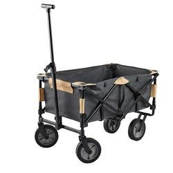 Opvouwbare trolley voor kampeermateriaal