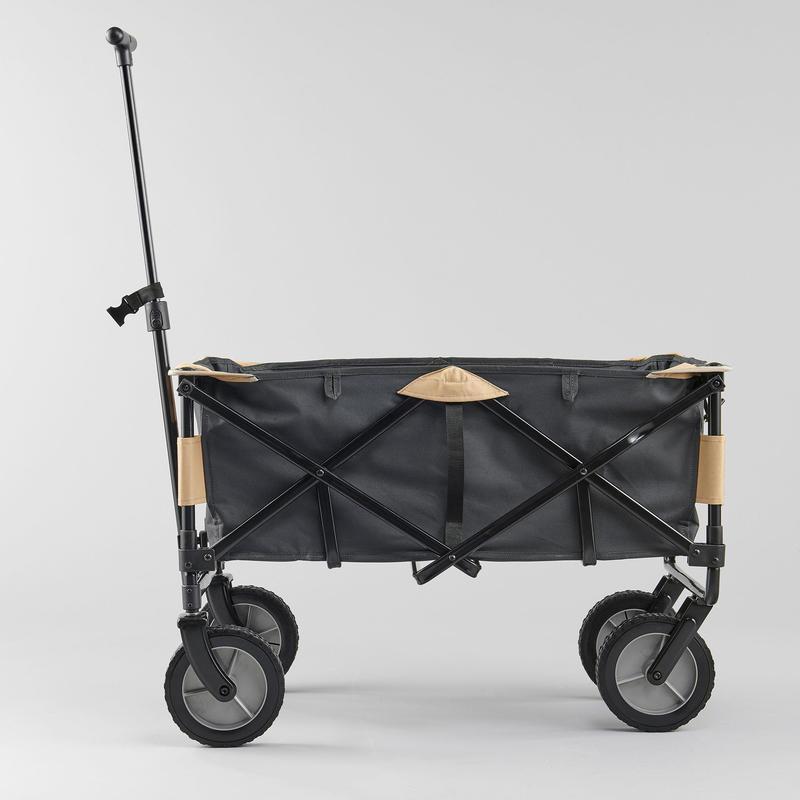 รถลากพับเก็บได้สำหรับการขนย้ายอุปกรณ์ตั้งแคมป์รุ่น Trolley