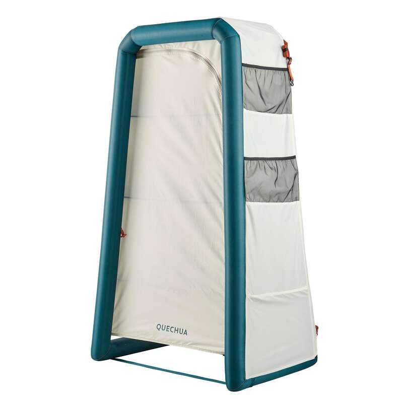 MÖBLER BASLÄGER Camping - Skåp uppblåsbart Air Seconds QUECHUA - Camping