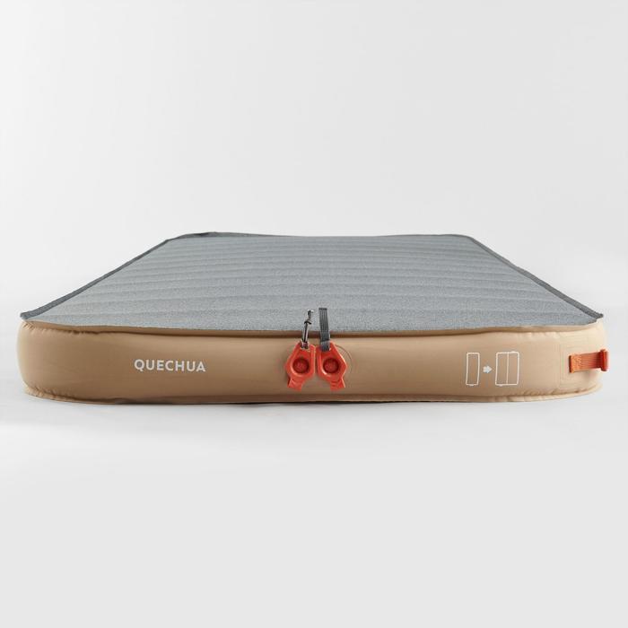 Zelfopblazend luchtbed voor kamperen Ultim Comfort 70 cm breed - 1 persoon