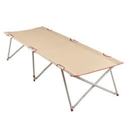 CAMP BED FOR CAMPING - CAMP BED SECOND 65 CM - 1 PERSON