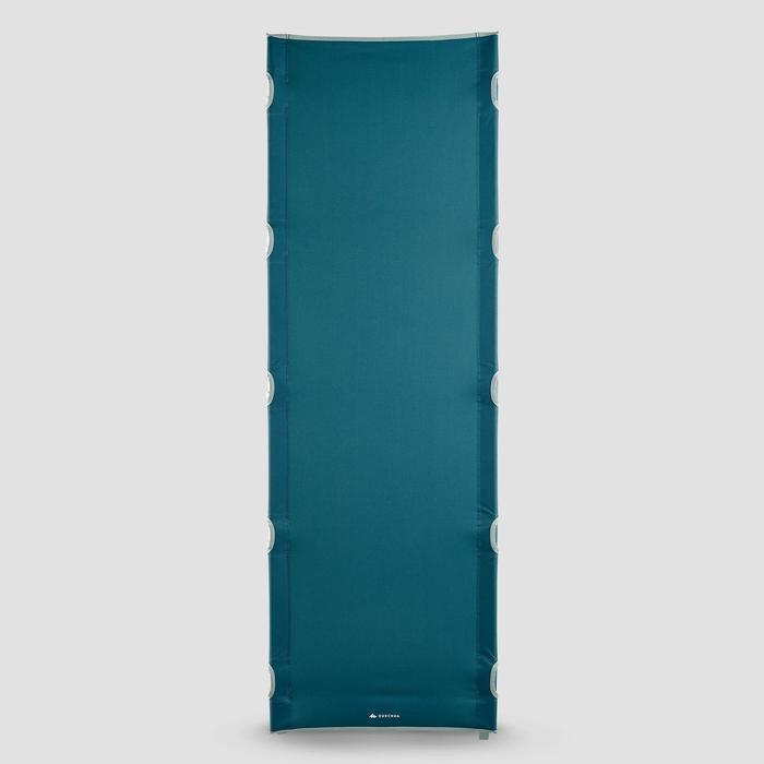 Veldbed voor kamperen Basic breedte 60 cm - 1 persoon