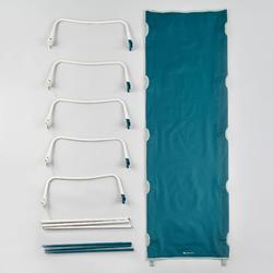 CATRE CAMPING - CAMP BED BASIC 60 cm - 1 PERSONA