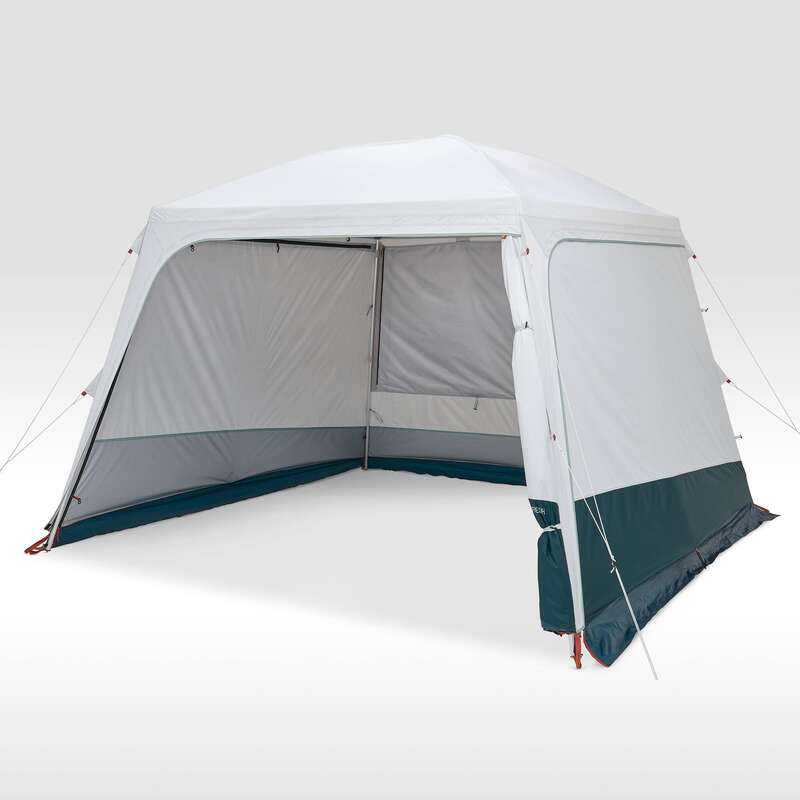 Familienzelte 4-8 Personen, Aufenthaltszelte Camping - Aufenthaltszelt Base Fresh QUECHUA - Zelte