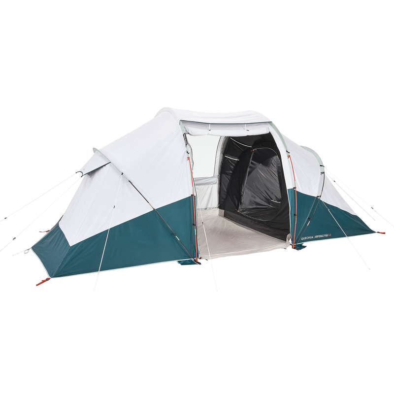BASE CAMP SHELTERS, FAMILY TENTS Camping - Tent ARPENAZ 4.2 F&B QUECHUA - Tents