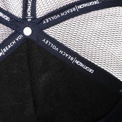Beachvolleybalpet volwassenen BVC500 zwart