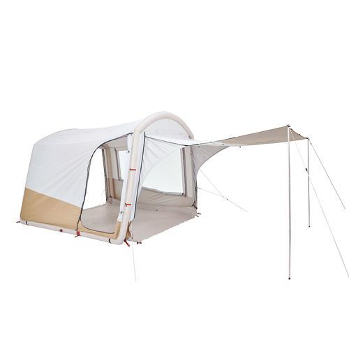 Séjour gonflable de camping - Air Seconds Base Connect Fresh - 6 Personnes