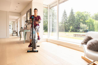 EXERCISE BIKE: THE SOLUTION FOR ALL ILLS