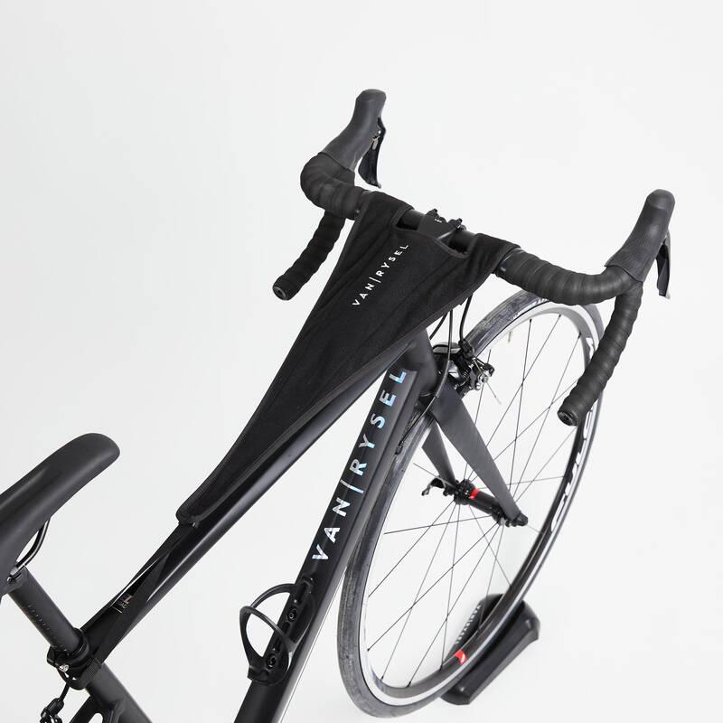 DOMÁCÍ TRENAŽÉRY Cyklistika - OCHRANNÝ NÁVLEK NA TRENAŽÉR VAN RYSEL - Příslušenství na kolo
