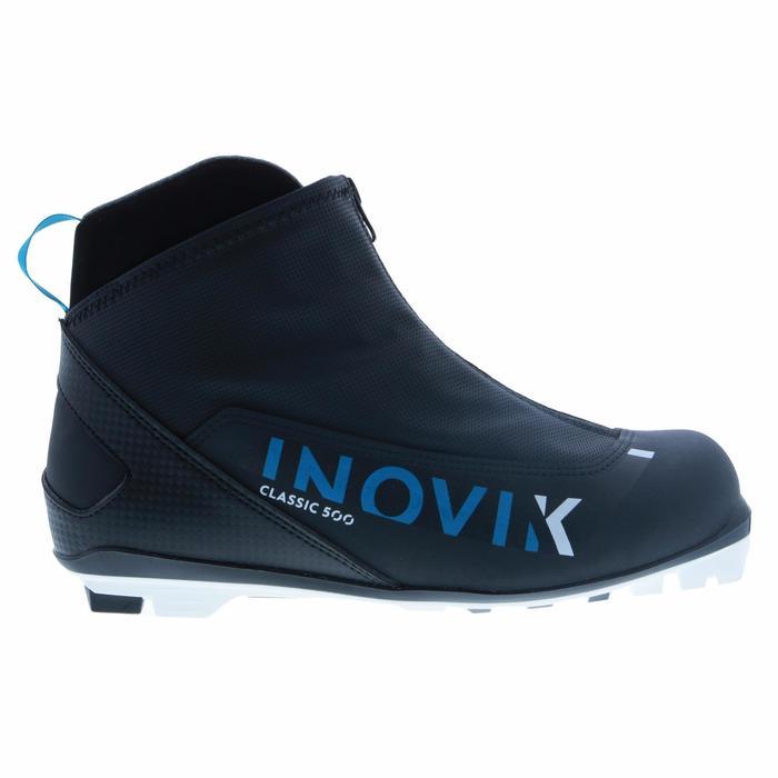 Bota esquí de fondo clásico XC S BOOTS 500 ADULTO