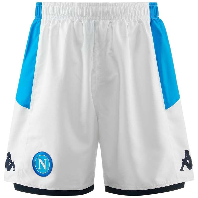 Maglie calcio uff it Sport di squadra - Pantaloncini napoli 19-20 KAPPA - Abbigliamento calcio