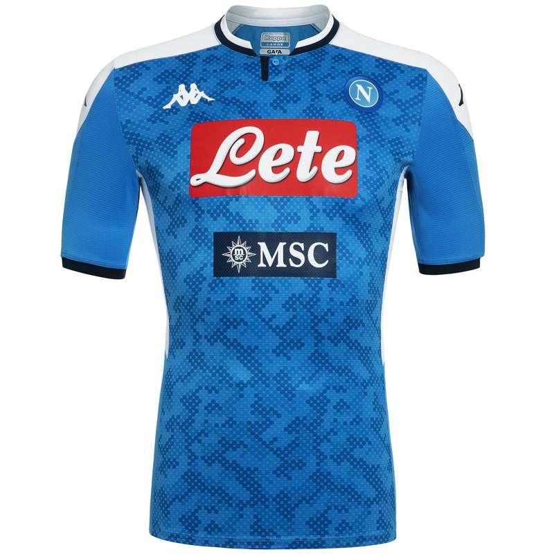 Maglie calcio uff it Sport di squadra - Maglia napoli 2019-2020 KAPPA - Abbigliamento calcio