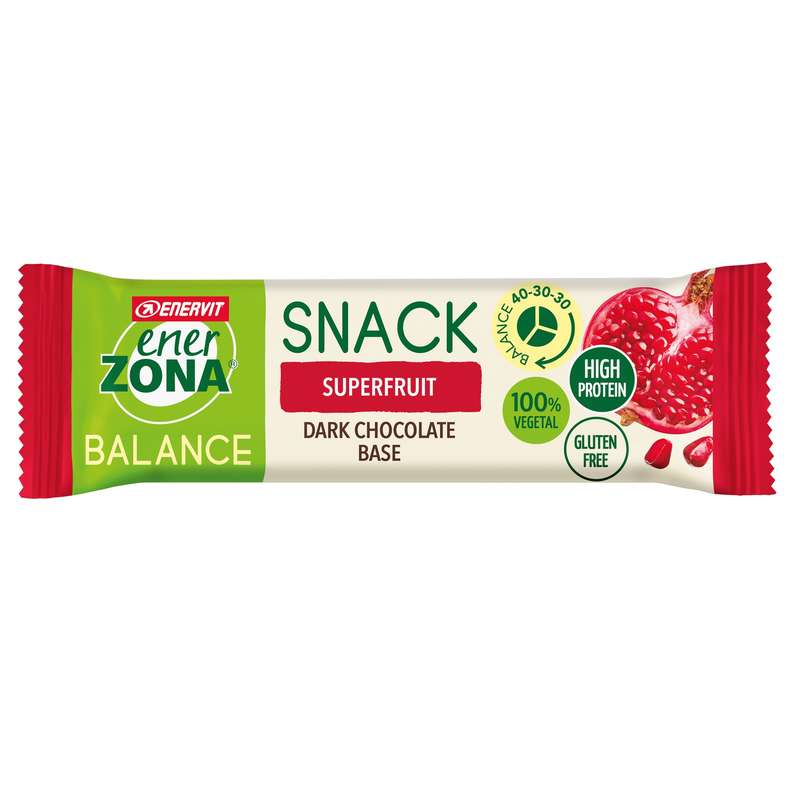 BARRETTE, GEL E RECUPERO Alimentazione - Barretta snack superfruit ENERZONA - Alimentazione
