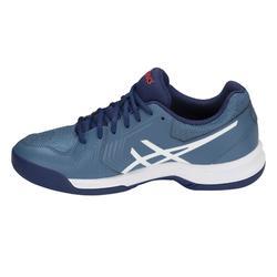 Heren tennisschoenen Gel Dedicate voor tapijt blauw