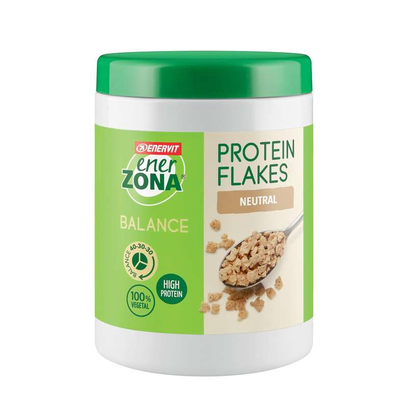 BARRETTE, GEL E RECUPERO Alimentazione - Protein flakes neutral enerzon ENERZONA - Alimentazione