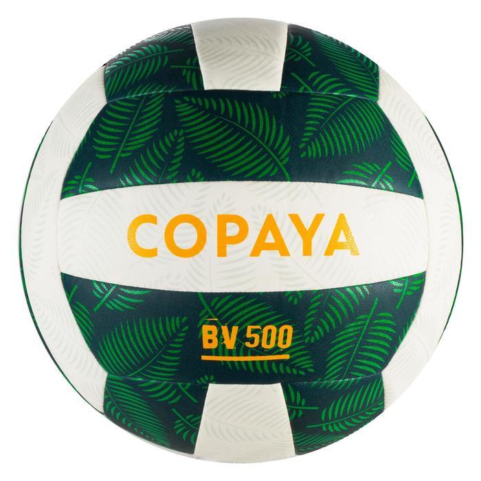 Bal voor beachvolley BVBH500 groen