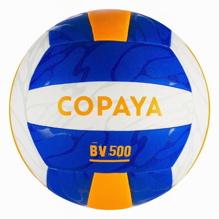 Ballon de beach-volley BVBH500 violet