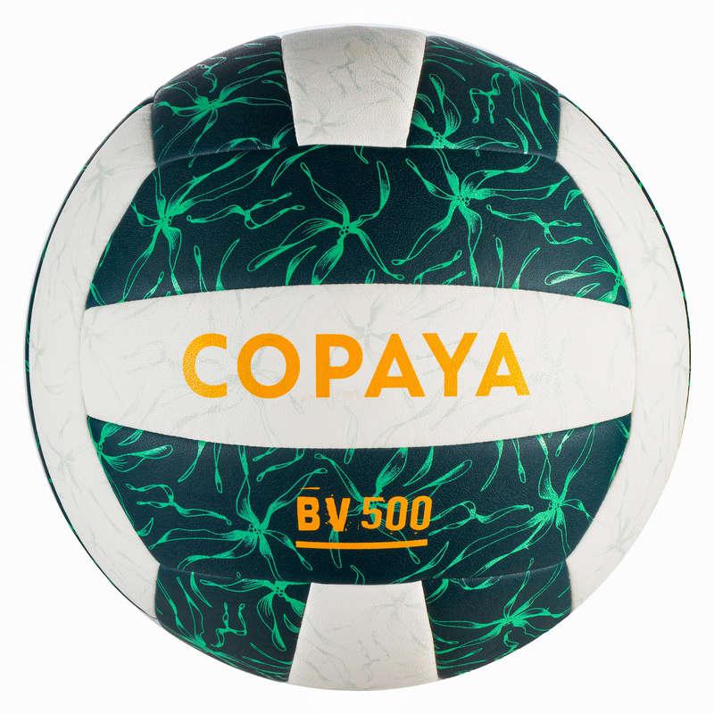 ПЛЯЖНЫЙ ВОЛЕЙБОЛ Пляжный волейбол - Мяч для пляж.волейбола BVBH500 COPAYA - ПО ВИДАМ СПОРТА