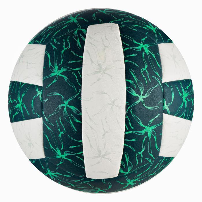 Ballon de beach-volley BVBH500 vert foncé