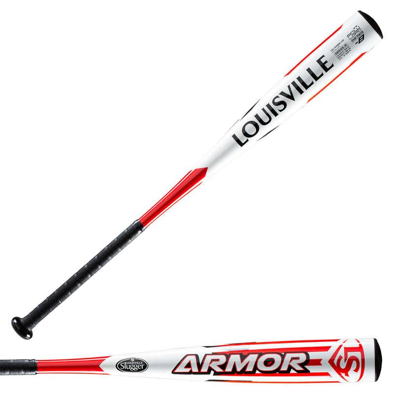BASEBALL EQUIPMENT Baseball - 32 in Bat Armor - White LOUISVILLE SLUGGER - Baseball