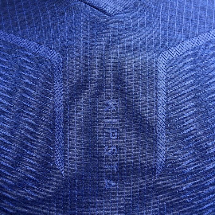Sous-vêtement enfant Keepdry 500 bleu chiné