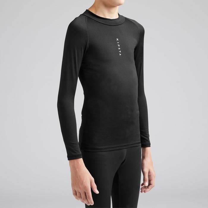 Sous-vêtement enfant Keepdry 100 noir