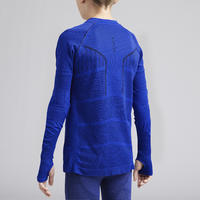 Keepdry 500 Base Layer Indigo - Kids'