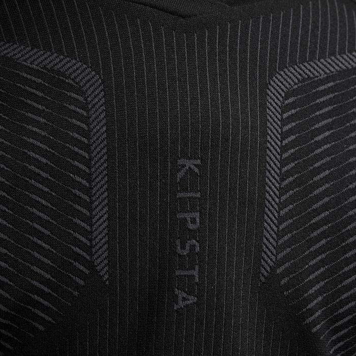 Kids' Base Layer Keepdry 500 - Black
