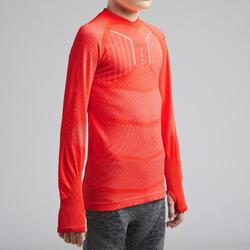 Keepdry 500 Kids' Base Layer - Red
