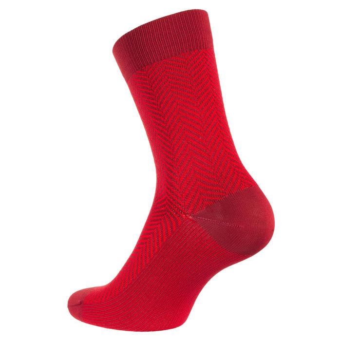 Chaussettes ROADR 520 rouge