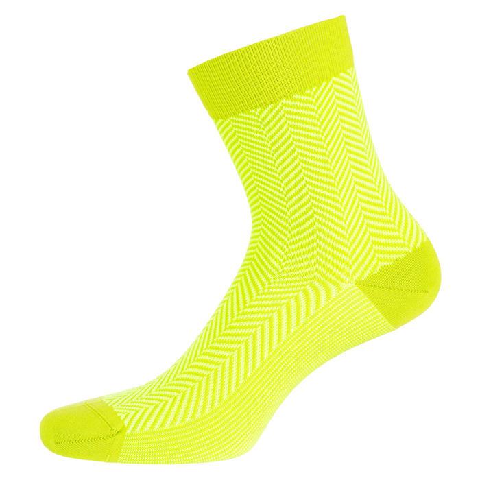 Chaussettes ROADR 520 jaune