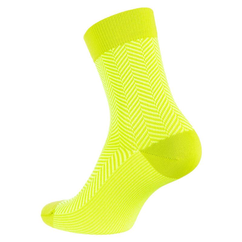 Fietssokken Roadr 520 geel