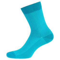 自行車襪RoadR 520-藍色