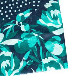 Fiets sjaal RR 100 blauw/muntgroen