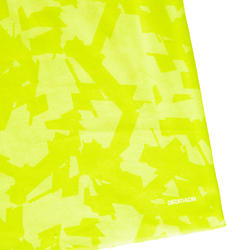 Cycling Neck Warmer RoadR 100 - Yellow