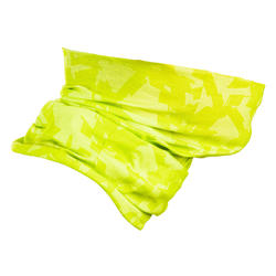 Cycling Neck Warmer RoadR 100 - Yellow