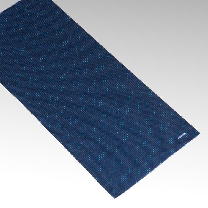 自行車專用保暖脖圍RoadR 100-軍藍色